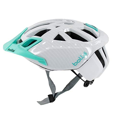 Bolle Fahrradhelm Gr. M Kopfumfang 54-58cm The ONE Road PREM. White-Mint