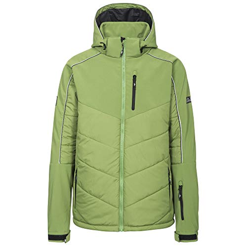 Taran Mens Insulated Windproof Ski Jacket - FERN S