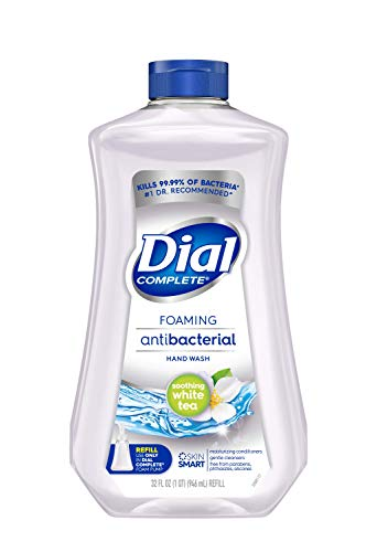Dial Complete Antibacterial Foaming Hand Soap Refill Now $3.99 (Was $9.30)