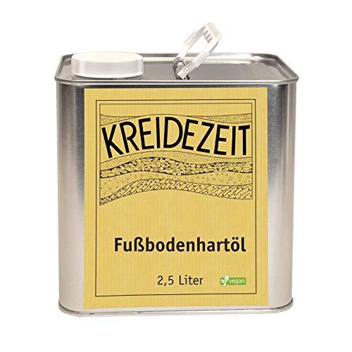 Kreidezeit Fußbodenhartöl-2,50 l