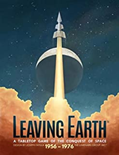 leaving earth board game