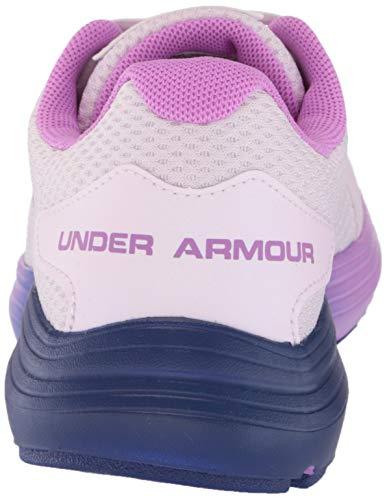 Under Armour Kids' Grade School Surge 2 Frosty Sneaker