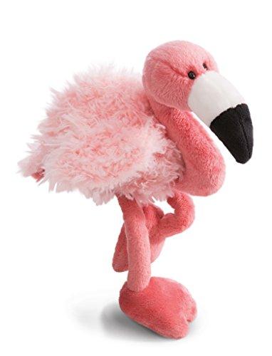 NICI 41657.0 Sommer Kuscheltier Flamingo, 25 cm