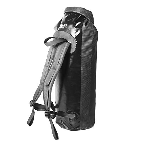 Basic Nature Seesack Sac à Dos Mixte-Adulte, Noir, (40L) EU