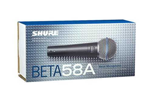 シュアー SHURE シュア) シュア) ボーカルマイクダイナミック型 BETA58A-X