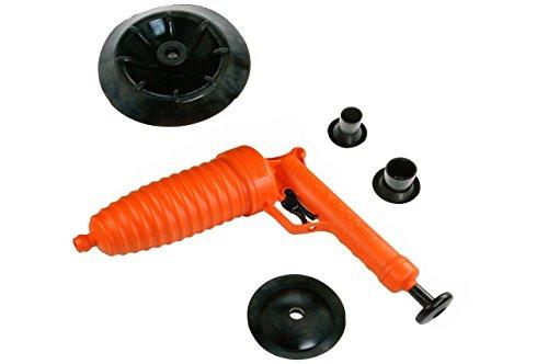 Red Tools RT50001 - Herramienta neumáticas para limpieza de desagües