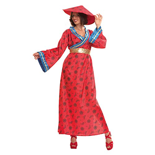 My Other Me - Disfraz de China para adultos, talla XXL (Viving Costumes MOM01089)