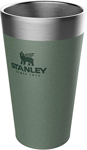 Stanley Adventure Stapelbare drinkbeker, 0,47 liter, 18/8 roestvrij staal, vacuüm-geïsoleerd, thermobeker