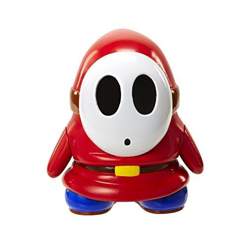 Nintendo - Figura Shy Guy Con Coin, 10 cm
