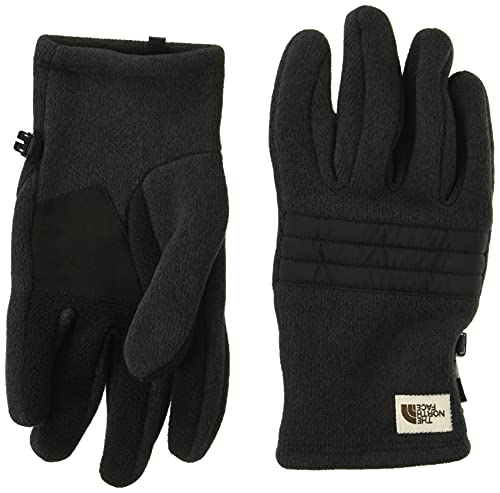 The North Face Men's Gordon Etip Glove, TNF Black Heather, M