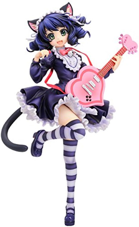 venderse como panqueques Show by Rock   PVC Statue 1 1 1 6.5 Cyan 22 cm Amakuni  mejor precio