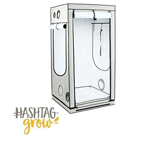 HOMEbox® Growbox Pflanzzelt Growschrank Ambient Q100