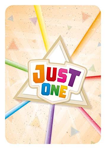 Just One NL - Coöperatief gezelschapsspel - Vind de beste aanwijzing - Raad zoveel mogelijk mysterieuze woorden - Voor de hele familie - Taal: Nederlands