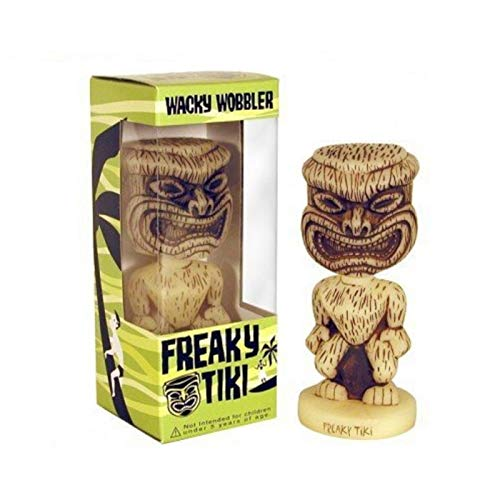 hotrodspirit – Figur Tiki Glow in the Dark selten 17 cm Bobble Head Figur Funko