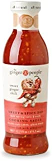 GINGER PEOPLE SAUCE GINGER SWEET CHILI, 12.7 OZ (Pack of 2)