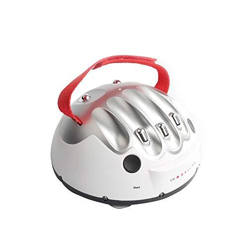 Brownrolly Detector de mentiras Micro eléctrico de Choque, Verdad de la Prueba del polígrafo o analizador del Partido del Juego de Dare