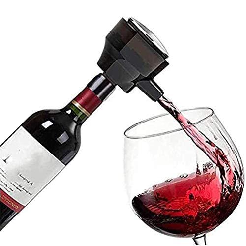 Dispensador de vino electrónico Delaspe, burbuja inteligente, vertedor de vino de lujo, utilizado para vino, cerveza