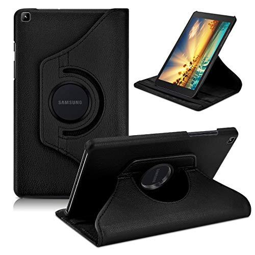 KATUMO 360° Giratoria Funda para Samsung Galaxy Tab A 8 Book Cover con Soporte Función para SM-T290/SM-T295/SM-T297 Carcasa