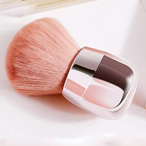 Poudre De Fard À Joues Poudre De Maquillage Pinceau De Surbrillance Compact Pinceau De Maquillage, Gouache