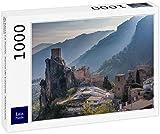 Lais Puzzle Castillo de La Iruela, Sierra de Cazorla, Andalucía, España 1000 Piezas