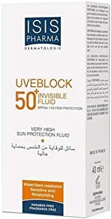 ISIS Uneblock 50+ Invisible Fluid Lotion, 40 ml