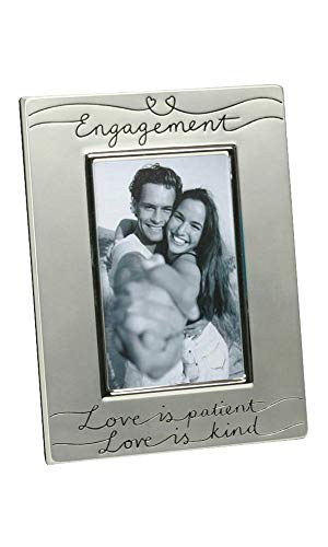 Two Tone Silver Plated Engagement 4