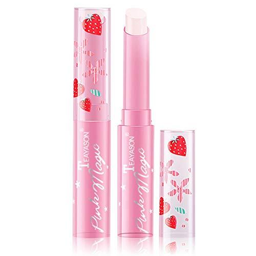 ColorfulLaVie Baume à lèvres hydratant, brillant à lèvres, rouge à lèvres anti-dessèchement