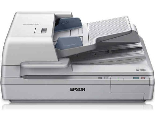 New Epson DS-70000 Large-Format Document Scanner:  70ppm, TWAIN & ISIS Drivers, 3-Year Warranty with...