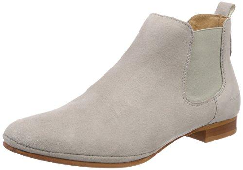 TEN POINTS Damen New Toulouse Chelsea Boots, Grau (Taupe), 38 EU