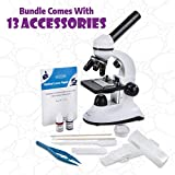 My First Lab Duo Scope Microscope - Young Scientist Microscope Set, for Students