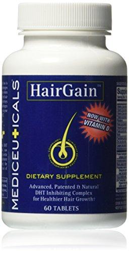 Therapro Mediceuticals Hair Gain Supplement for men & women - 60 Tablets