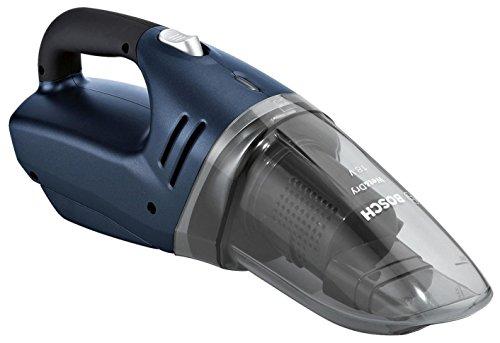 Bosch BKS4053 Wet&Dry - Aspirabriciole Cordless, Blu, 18 V