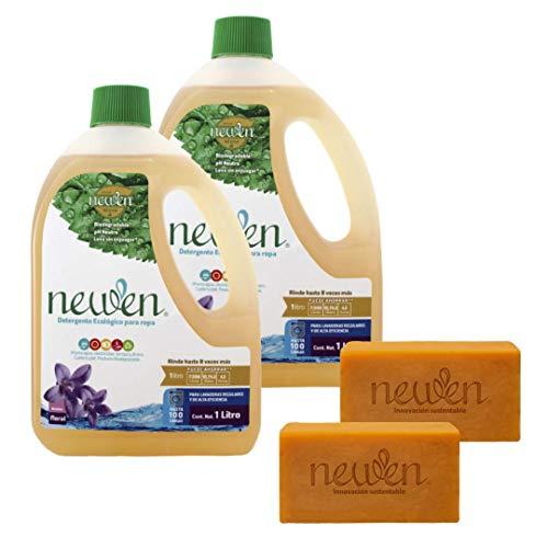 Detergente Hipoalergenico Mexico marca NEWEN