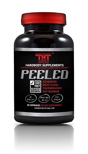 Peeled Thermogenic Fat Burner and Diet Pills review