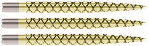 Target Diamond Pro Gold Dart Points,-32mm & 36mm, 1Set, 32 mm