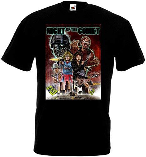 Night of The Comet v5 T-Shirt Movie Thom Eberhardt S-5XL Men's