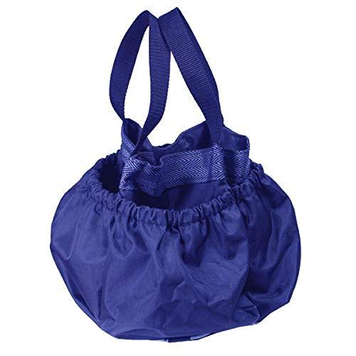Intrepid International Fellpflege Tasche für Pferd Fellpflege Supplies, Unisex, 165310RB, blau
