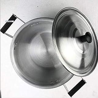 Generies Olla de Aluminio Vieja con Olla de Aluminio casera.