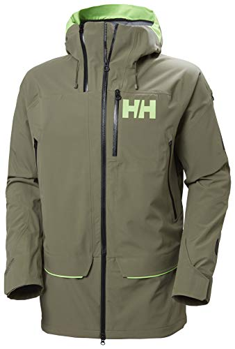 Helly Hansen Herren Ridge Shell 2.0 Jacke, Lav Green, L