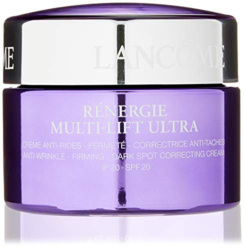 Lancôme Unisex Crema ARRUGAS RENERGIE Multi-Lift Ultra Anti-Wrinkle-Creme 50ML, Negro, Nur