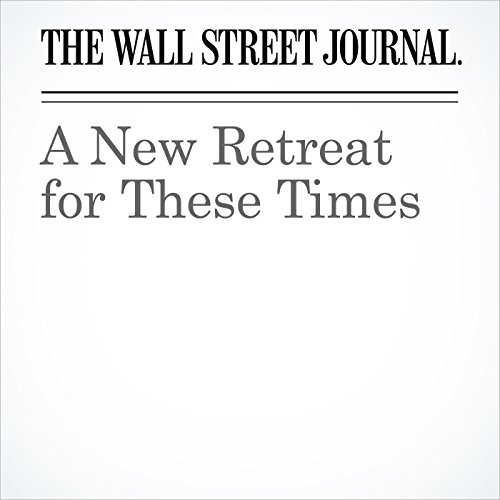 A New Retreat for These Times copertina