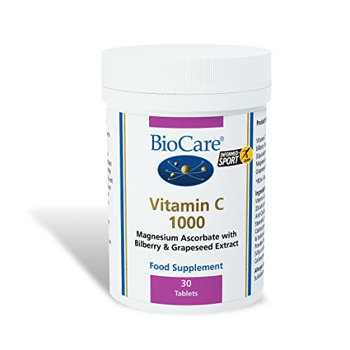 Biocare Vitamin C 1000mg - Pack of 30 Tablets