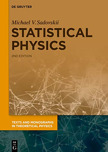 Statistical Physics (Texts and Monographs in Theoretical Physics) (English Edition)