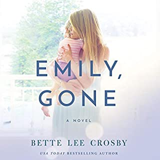Emily, Gone audiobook cover art
