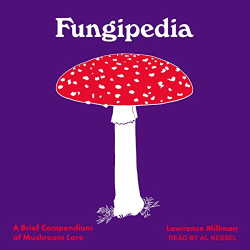 Fungipedia audiobook cover art