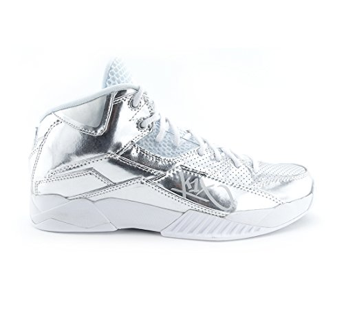 K1X Anti Gravity Hightop Basketballschuhe silberfarben Liquid silberfarben, 42 (US 8.5)