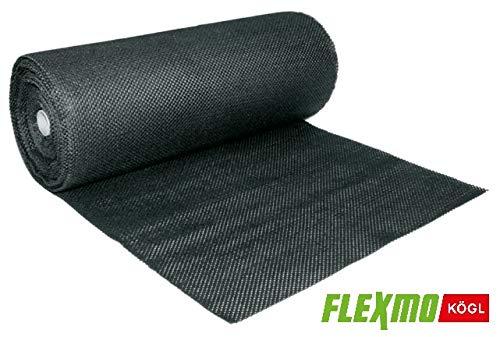 FLEXMO | Anti-Rutschatte |10 Meter | Antirutschmatte | 10000x370x3 mm | Rutschhemmende Matte | Antirutschmatte Teppich | Teppichunterlage | Gleitschutz | Antirutschmatte Schublade