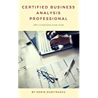 Deals on Certified Business Analysis Professional: Book 3 Kindle Edition
