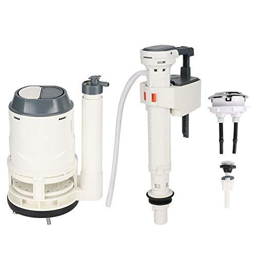 Grote Diameter wc-vulklep spoelventiel knop vervanging kit badkamer accessoires toiletonderdelen wc-vulklep spoelklep schakelaar knop