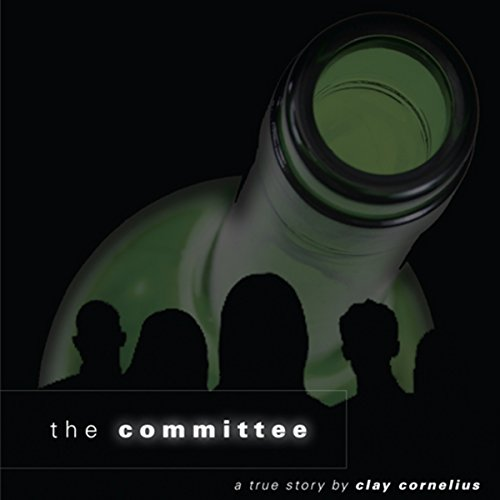 The Committee audiobook cover art
